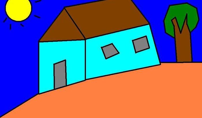 Doação para construir uma casa pra minha familia