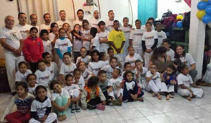 Dia das crianças Capoeira Guiné Bissau