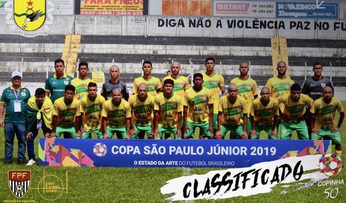 Galvez Copa São Paulo