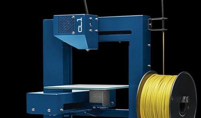 Impressora #d para fabricação de proteses infantis