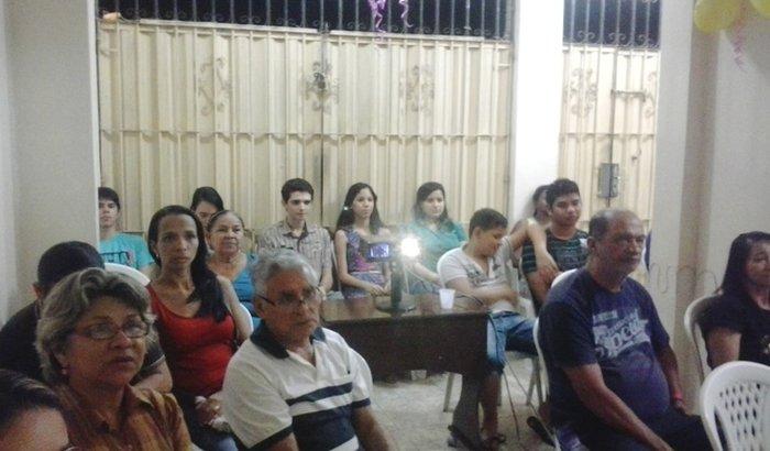 CONSTRUCAO DE UMA IGREJA PARA MORADORES DE RUA E VICIADOS
