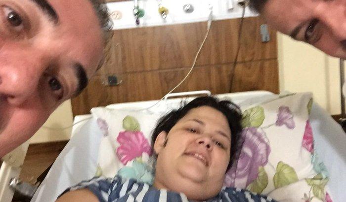 Tratamento de Tumor Cerebral e Suporte Financeiro para Carla