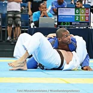 Me ajude a disputar o Mundial de Jiu Jitsu (IBJJF