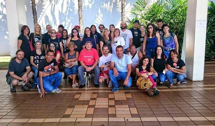 Fundo de greve para os professores de São Carlos-SP