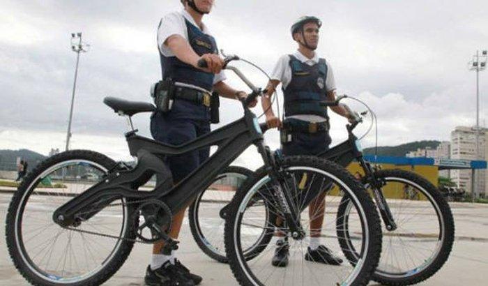 Bikes para policiamento