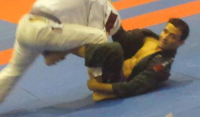 Participar do Campeonato Brasileiro de Jiu-Jitsu