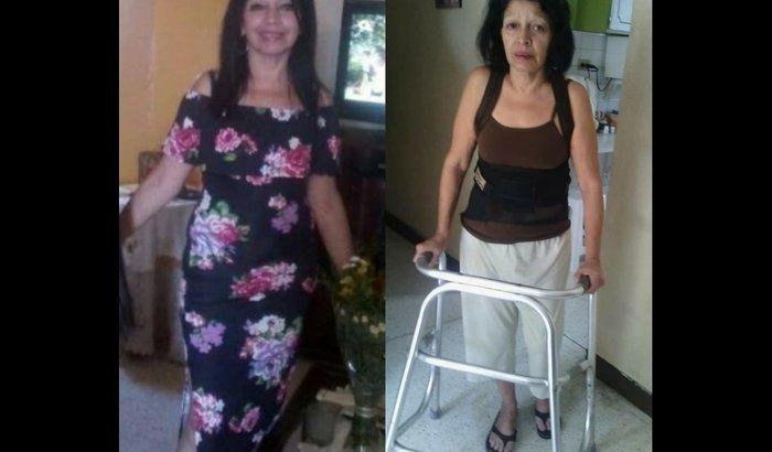 Minha mãe precisa vir da Venezuela para vencer o Câncer