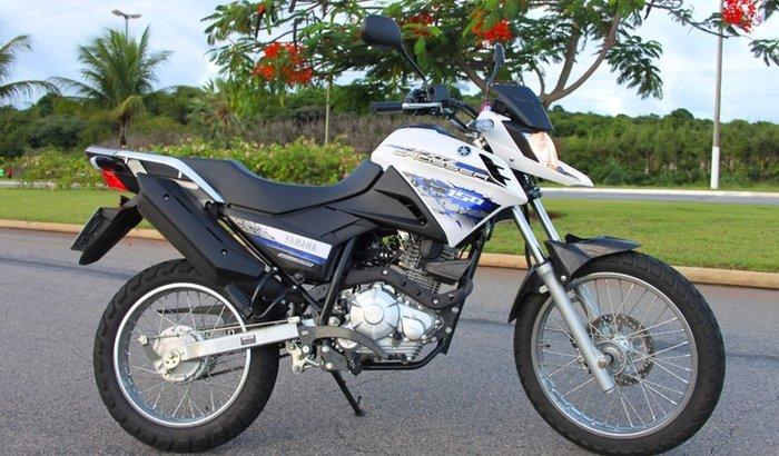 Necessidade/Sonho 1º motocicleta