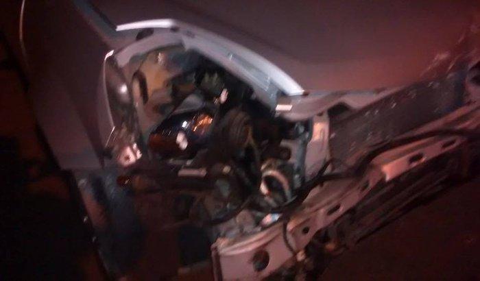 Acidente de carro (conserto)