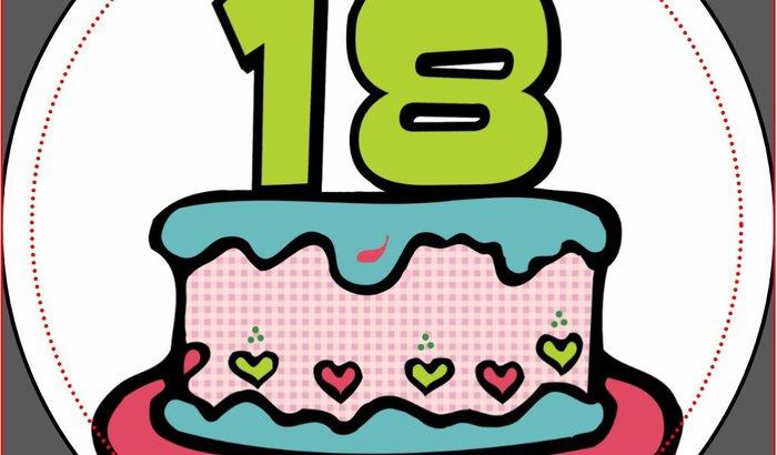 Festa 18 anos