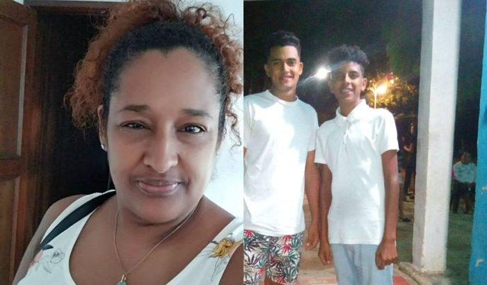 Ajude Bebel a buscar seus filhos na Venezuela
