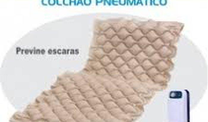 Compra de Colchão Pneumático Anti Escara +colchão D água