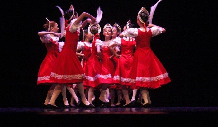 Ballet Jr. Cenarium no DanzAfirenze