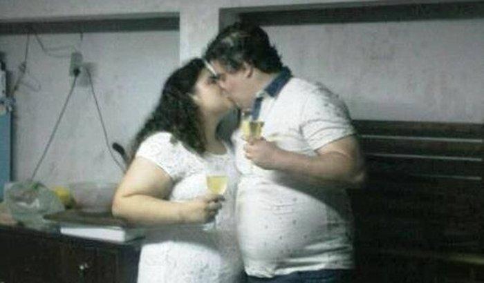Casamento de Carlos Eduardo & Gisele de Quadros