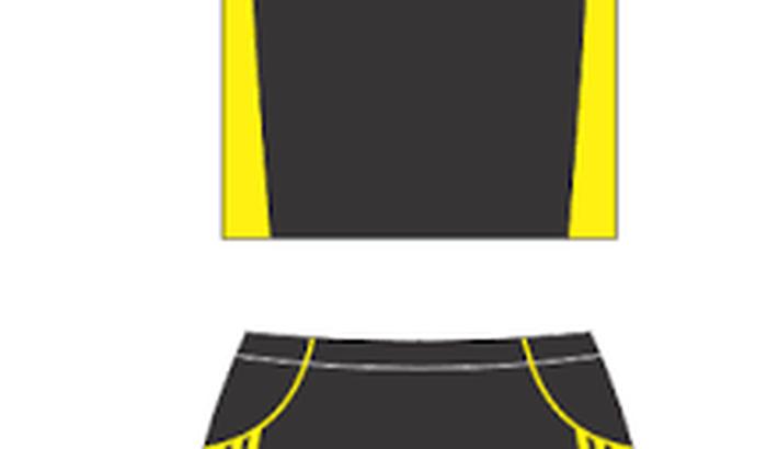 Uniforme Escolinha futebol