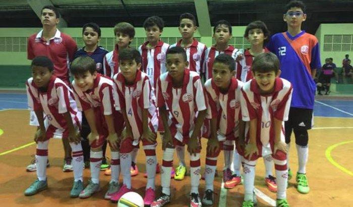 Náutico Futsal - sub 12
