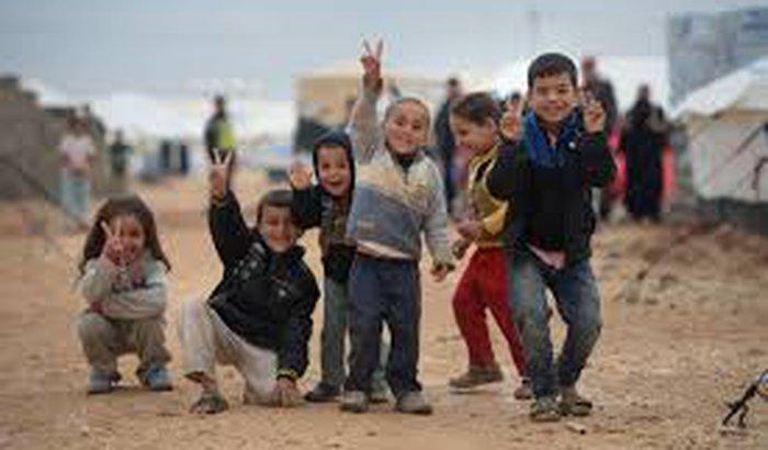 Maratona pelas crianças refugiadas