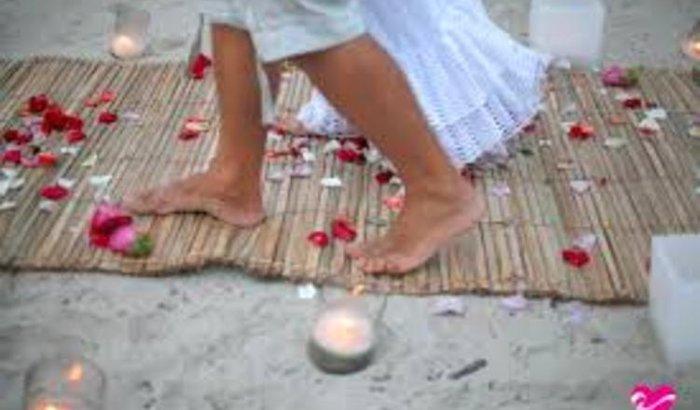 """Casamento na Praia """"Mayra Moraes & Sergio Dantas"""""""