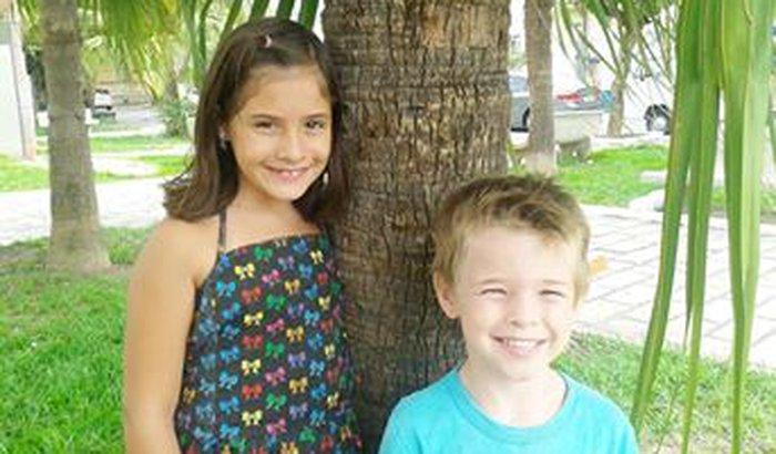 Quarto para Lucas e Hana Júlia