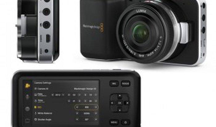Início de Carreira (Produtora Audiovisual) Câmera Black Magic