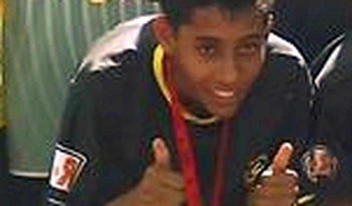 Etner na busca de um sonho - Teste em um time de futebol