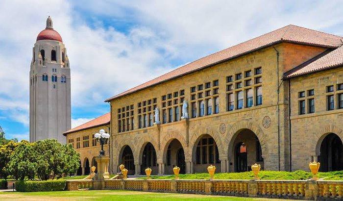 Quézia em Stanford