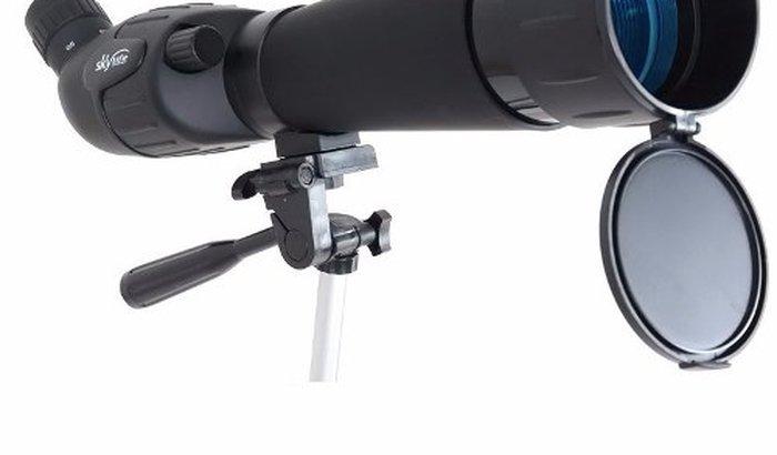 Ajude o João a comprar seu 1o Telescópio