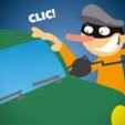 Thumb ilustra  o roubo de carro