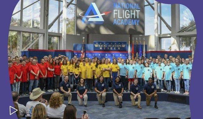 Passagem aérea para 3 meninas representarem o país na Flórida