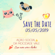 Thumb save the date