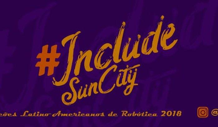 RoboCup 2019 - Include SunCity - IFBA Jequié