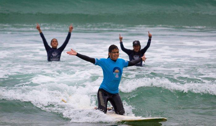 Construção da Sede Surf Sem Fronteiras