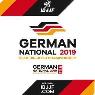 German National 2019 IBJJF - Vaquinhas online | Vakinha com br