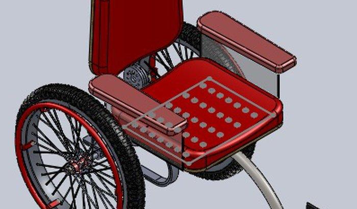 Cadeira de Rodas Estimulante