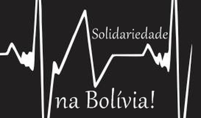 Solidariedade na Bolívia
