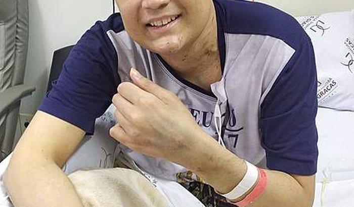 Tratamento Leucemia Thiago Ruy Amaral