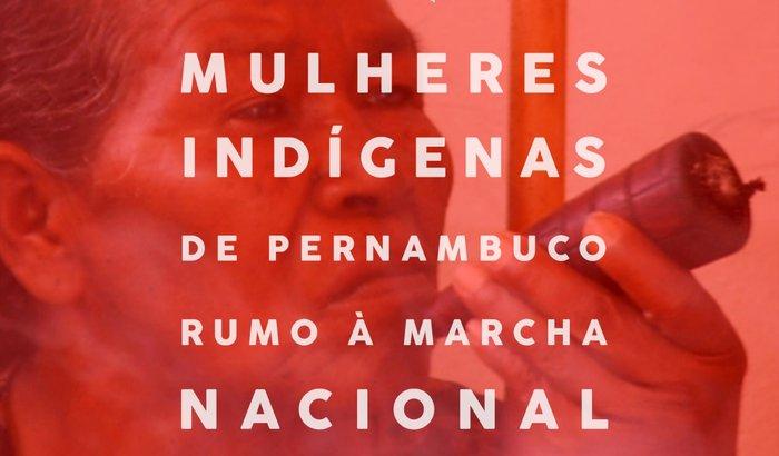 Mulheres Indígenas de Pernambuco Rumo à Marcha Nacional