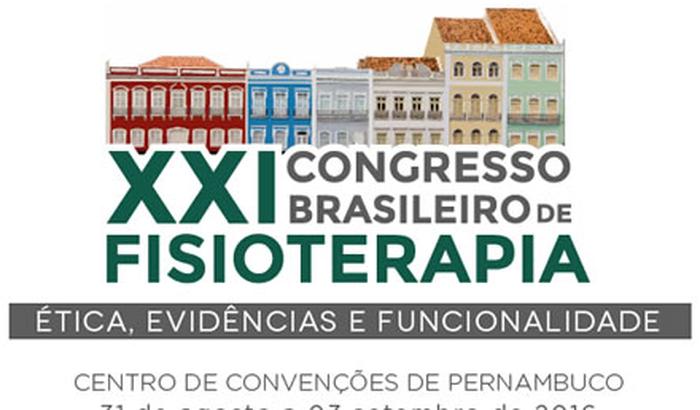 Congresso de Fisioterapia!