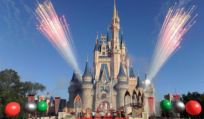 Sonho Viagem pra Disney