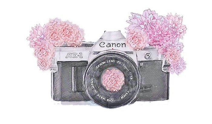 Câmera Fotografica ♥