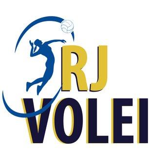 Cover logo rj volei