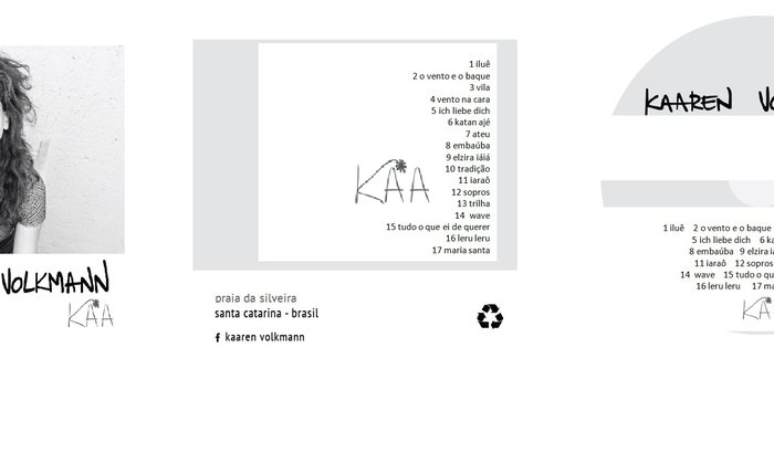 disco acústico da kaaren volkmann