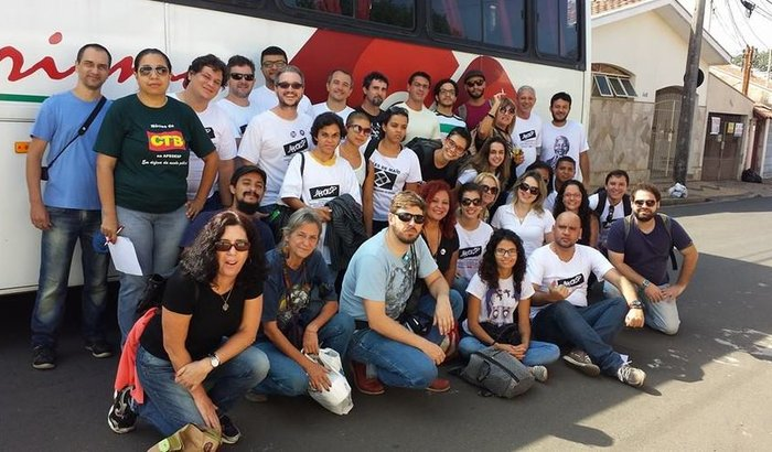 Fundo de Greve - Rio Claro/SP