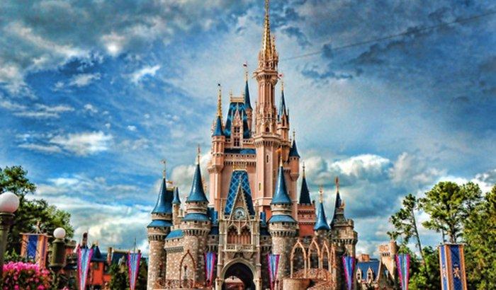 Sonho de ir para a Disney