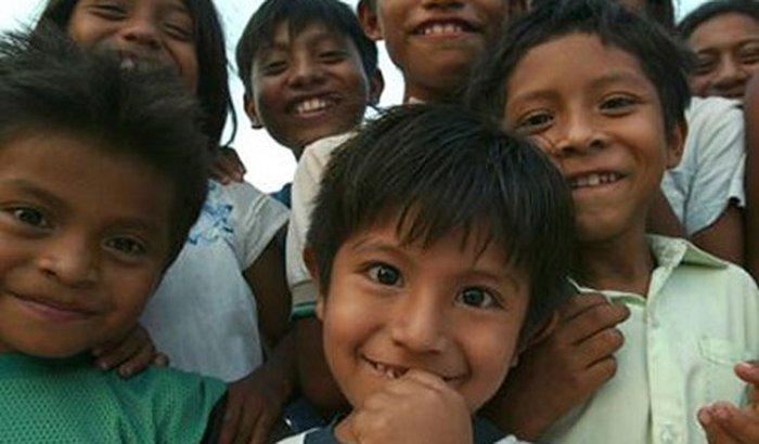 Voluntária no México