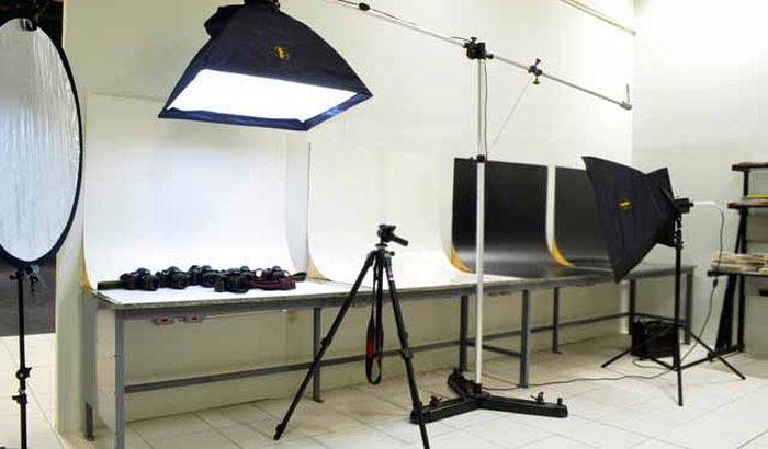 Mini-Estúdio Fotográfico