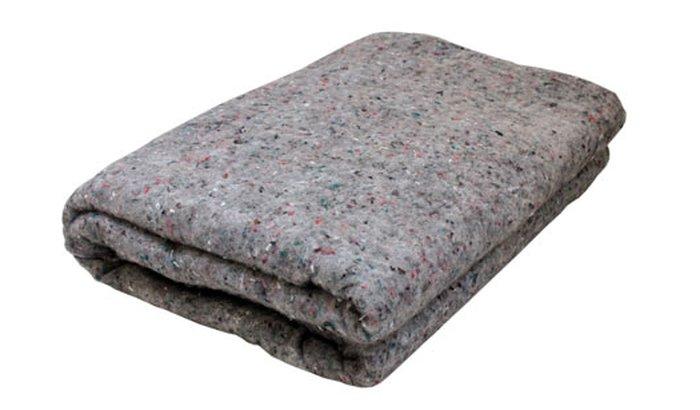 Doe um cobertor no inverno