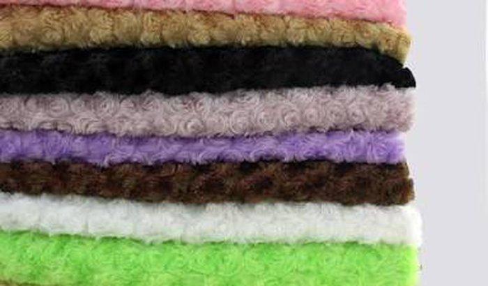 Arrecadação para comprar tecido para cobertor
