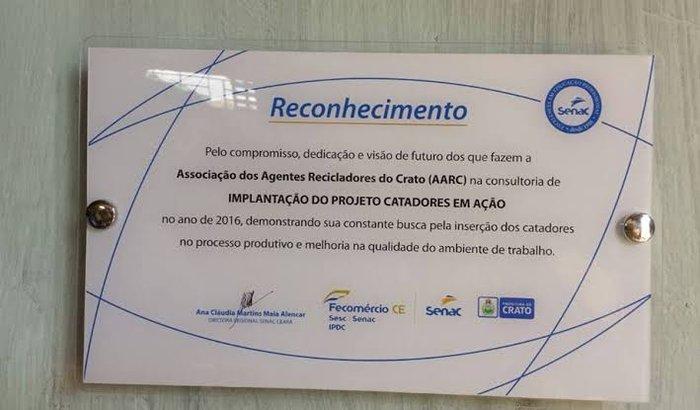 Reconstrução do Galpão da AARC
