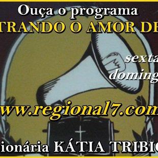 Cover a logo programa de r dio